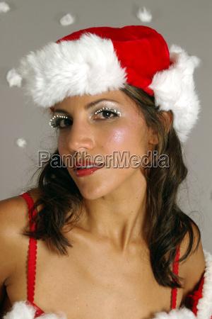 weihnachtsportrait