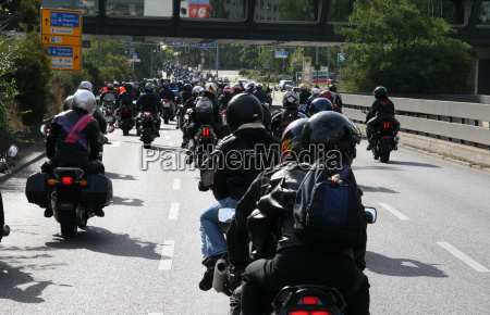 motorcycle memorial ride berlin 08102006