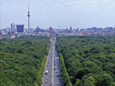 brandenburgertor and tv tower