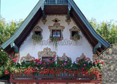 bayrischer balcony
