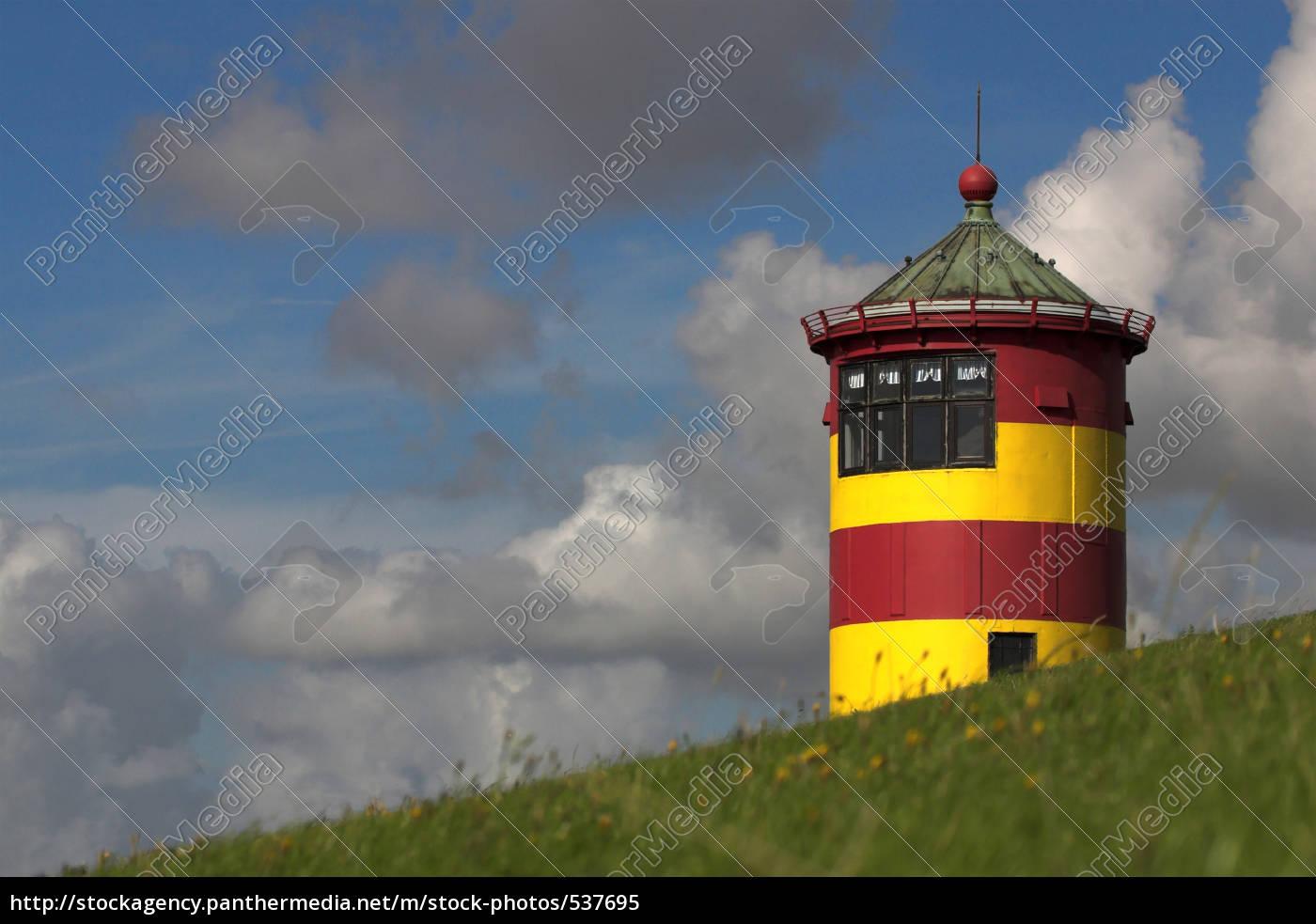 pilsum, leuchtturm - 537695