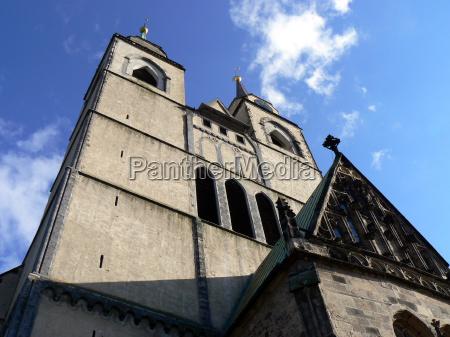 st johannis kirche zu magdeburg 1