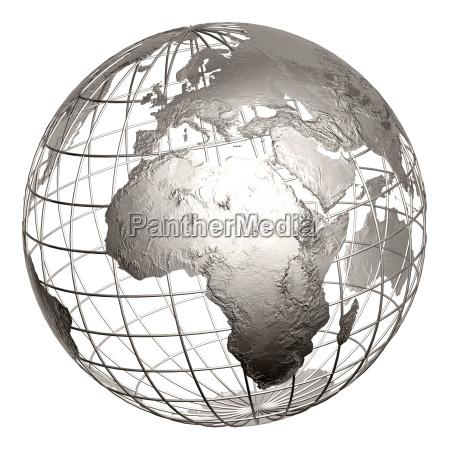 metall globus