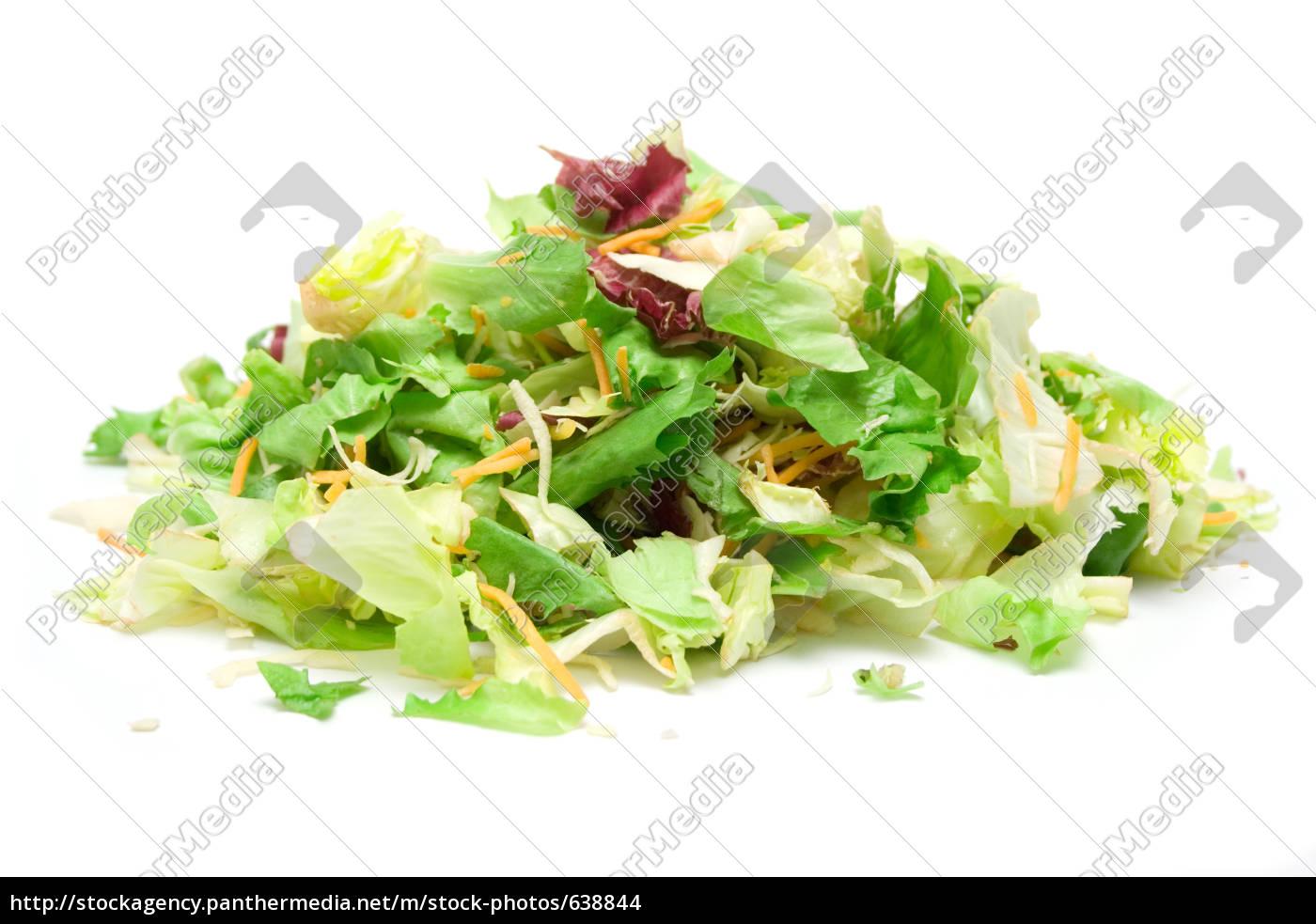 gemischter, salat - 638844