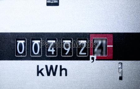 energie strom elektrizitaet kosten zaehler stromzaehler