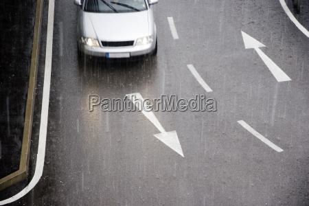 regen und hagel