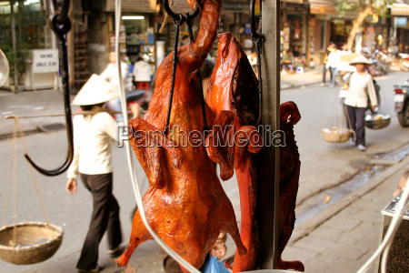 fried animals for sale