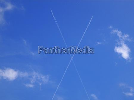 blue flight aircrafts traffic transportation air