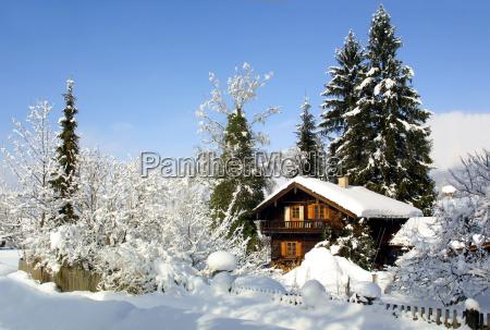 wintertraumhaus