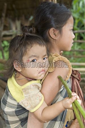 hmong geschwister