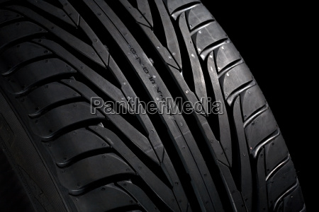 tread new tire