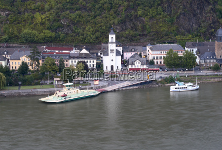 ferry st goarshausen