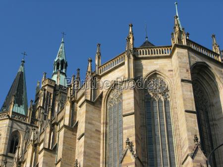 bauten religion kirche dom tourismus thueringen