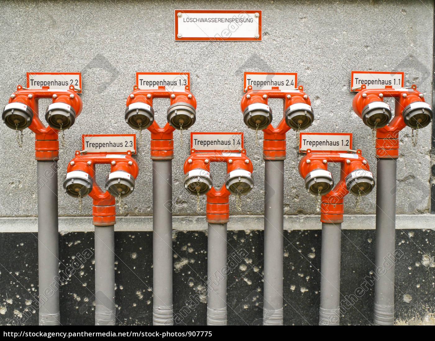 löschwassereinspeisung, 1 - 907775