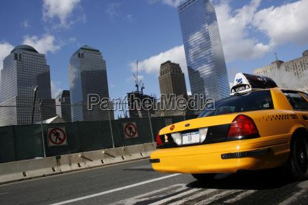 vorbei an ground zero