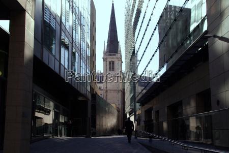 architektonische kontraste london