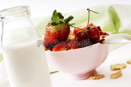 gesundes, frühstück - 1077333