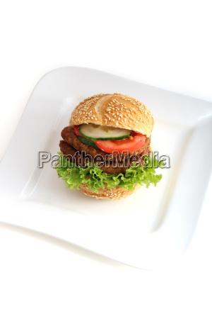 brot brotlaib semmel broetchen sandwich frikadelle
