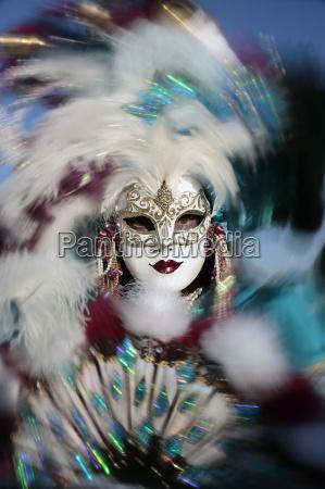 mode karneval von venedig