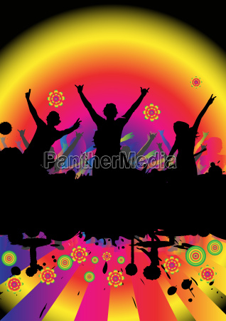 party illustration