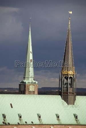 dachreiter der marienkirche