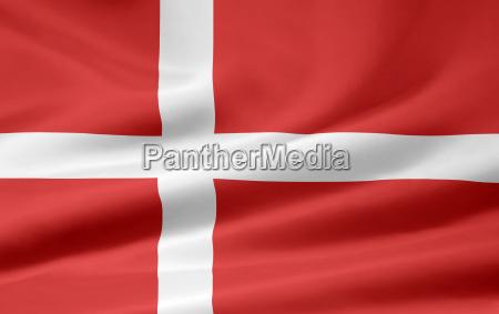 daenische flagge