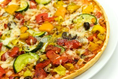 piizza, vegetable - 1122305