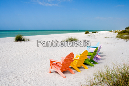 sommer ferien strand
