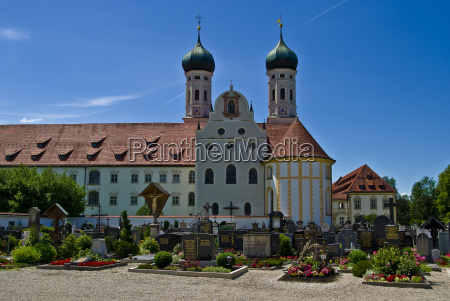 kloster benediktbeuren bayern