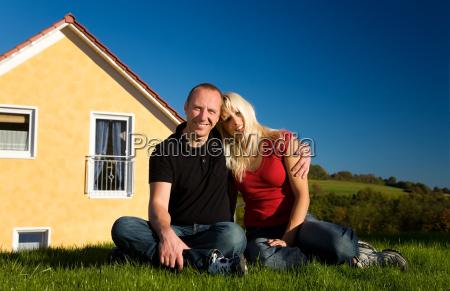 paar und eigenheim