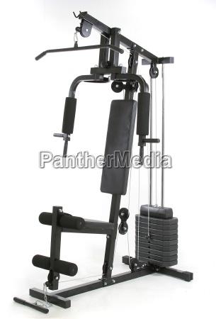 gym, und, muskel-maschine - 1224837