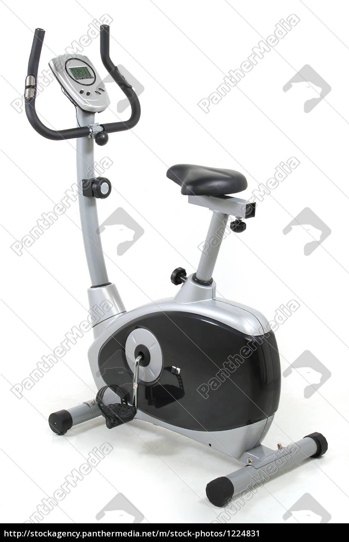 heimtrainer., fitnessgerät - 1224831