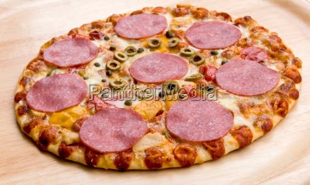piizza salami