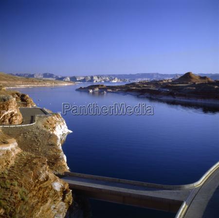arizona suesswasser see binnensee binnengewaesser wasser