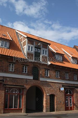 gebaeude der volkshochschule lueneburg