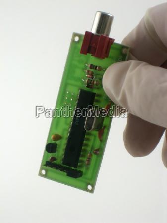 elektronische und computer komponenten