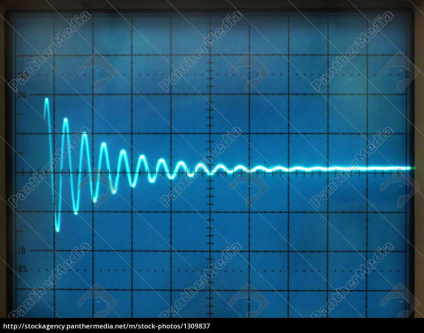 Lizenzfreies Bild 1309837 - elektrische signale