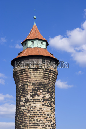 sinwellturm in nuernberg
