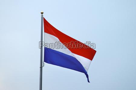 nationalflagge der niederlande