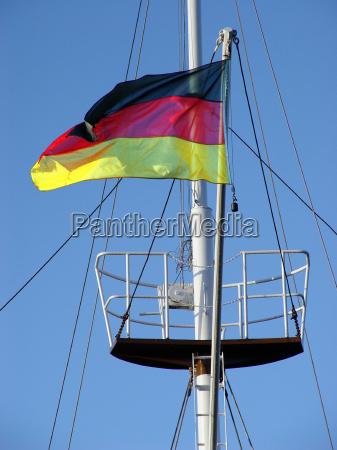 schifffahne deutsch
