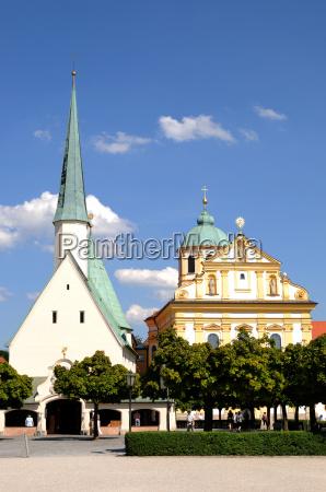 gnadenkapelle altoetting