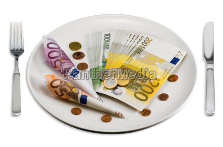 geld kann man nicht essen