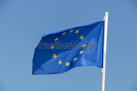 europaeische union flagge