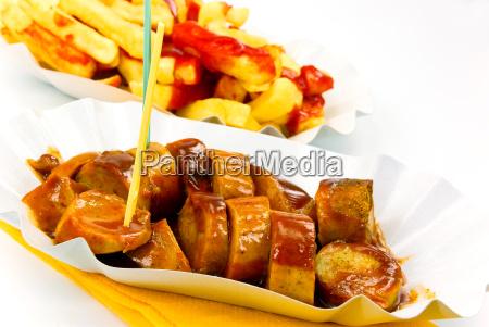 deutsche curry wurst