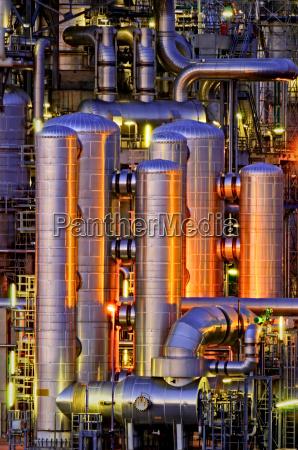 chemische installation