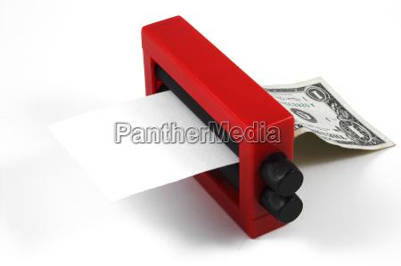 dollar changer
