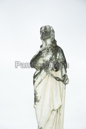 statue marmor grabstein bestattung beisetzung marie
