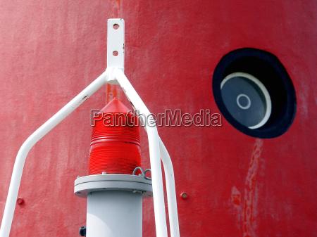 leuchtturm schiermonnikoog detail