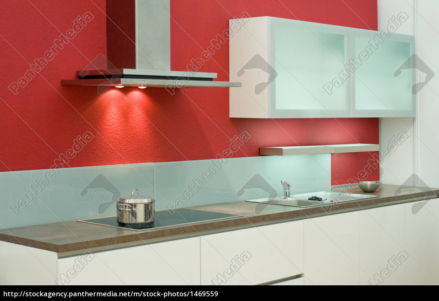 Stockfoto 1469559 Moderne Kuchenzeile