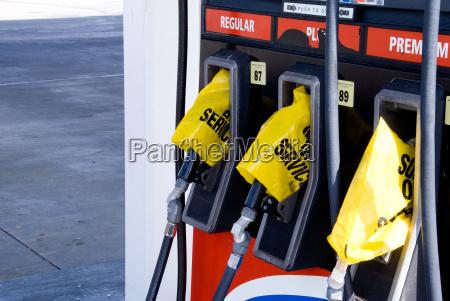 krise gas entleeren benzin gasolin verknappung